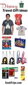 disney travel gift guide